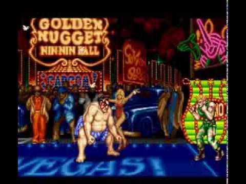 SNES Longplay [320] Street Fighter II: The World Warrior