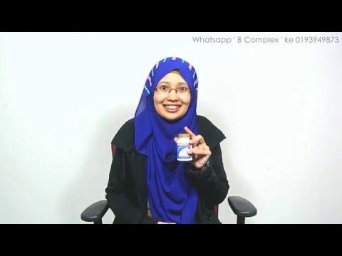 Video Cara Atasi Stress Dengan B Complex
