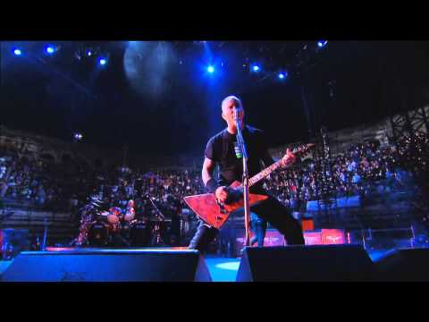 Metallica - Nothing Else Matters (Live video