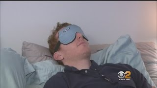 Sleep Mask Claims To Help Stimulate Lucid Dreaming