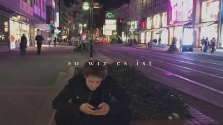 Who's Amy   So Wie Es Ist (Lyric Video)