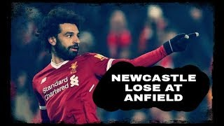 Live | Full time: Liverpool 2-0 Newcastle United