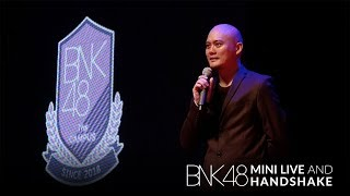 Gambar cover 「BNK48 General Manager Keynote Presentation」from BNK48 Mini Live and Handshake / BNK48