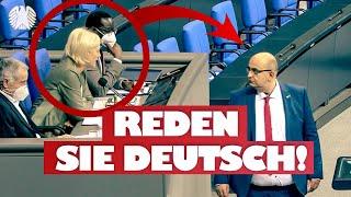 SKANDAL: Bundestagspräsidentin rastet aus!