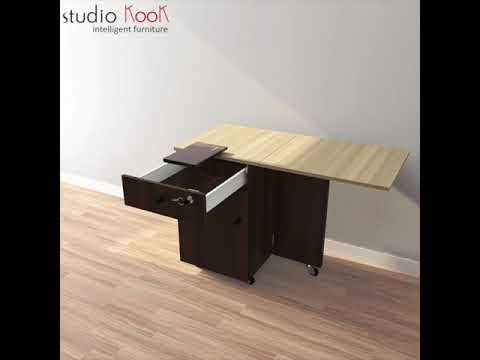 Smart Convertible Study & Computer Desk