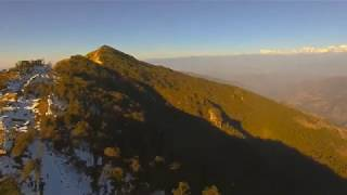 Tinjure visit , Aerial view from Drone shots (Dji phantom 4 advance).