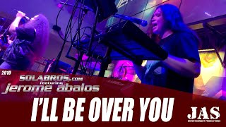 I'll Be Over You   Toto (Cover)   Live At K Pub BBQ