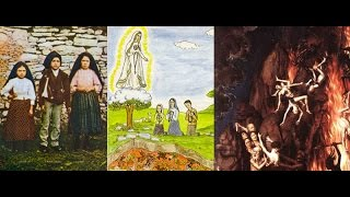 Fatima: The Vision of Hell & the Torments of the Damned in Hell