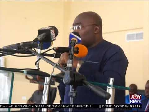 Fight Against Corruption - AM News on JoyNews (9-8-18)