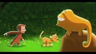 Curious George/George, O Curioso/Curioso come George Film Intro