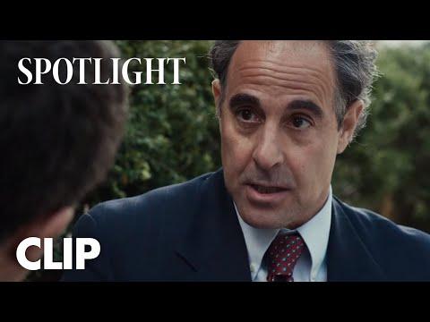 """Video trailer för Spotlight - """"Control Everything"""" Film Clip #SpotlightMovie"""