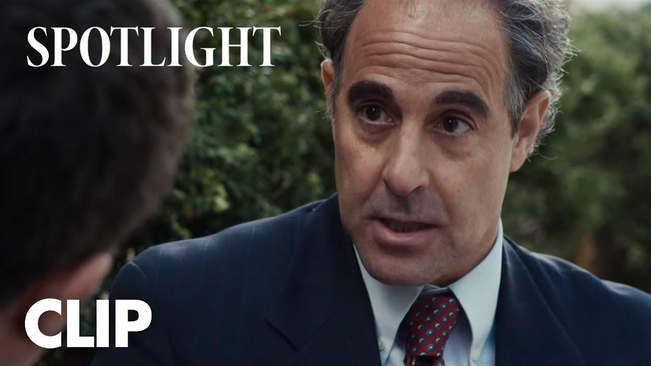 Trailer för Spotlight