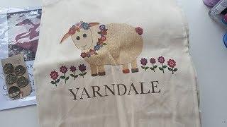 Yarndale 2017