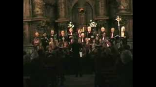 preview picture of video 'Coral Griñón - Manos Unidas 20120225 - Gabriel's Oboe (B.S. La misión)'