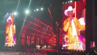 Lil Nas X, Billy Ray Cyrus & Keith Urban Surprise With 'Old Town Road' At CMA Fest