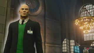 Agent 47's New Job! (Hitman 2 | New York Gameplay)