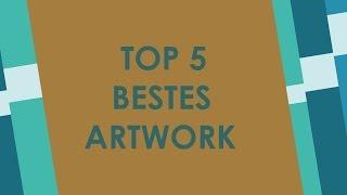 Top 5 Brettspiele mit dem schönsten Artwork