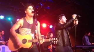 Dan + Shay Party Girl Joes Bar July 19, 2014