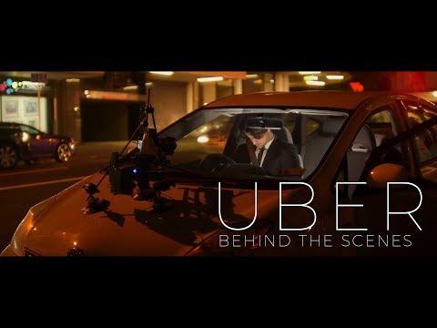 UBER (Short Film) - MyRodeReel 2017 BTS
