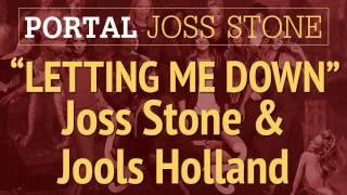 Joss Stone & Jools Holland - Letting Me Down