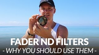 Why you should use a Fader ND Filter // Chris Winter