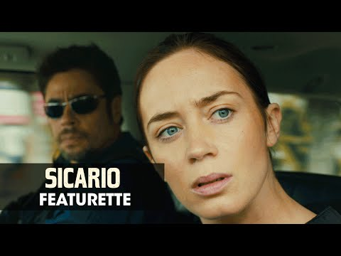 Sicario (Featurette 'Border Battle')