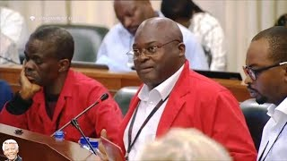 EFF Grills The Hawks And Shaun Abrahams On State Capture