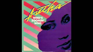 Aretha Franklin - Who's Zoomin' Who (Dance Mix)