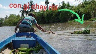 Khai trương vợt cá đầu năm. Tiếp tục hành trình săn bắt trên sông | Săn bắt SÓC TRĂNG |