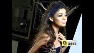 Making of Nayantara Photo Shoot for Galatta Cinema | Galatta Tamil