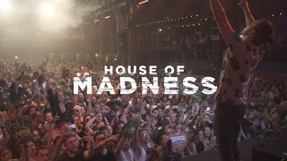 House Of Madness Closing Party  Amnesia Ibiza 2016
