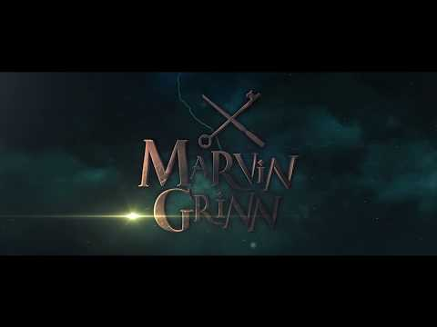 Book Trailer - Marvin Grinn e a Chave Mestra