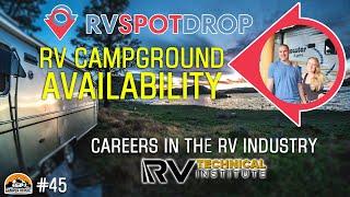 Camper Report: RVTI & RVSpotDrop