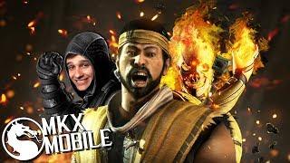 СУМАСШЕДШАЯ КОМАНДА СКОРПИОНОВ в Mortal Kombat X Mobile