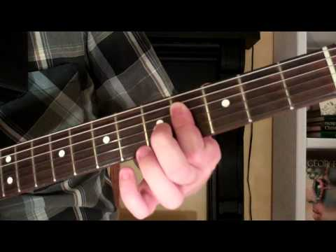 How To Play the F#11 Chord On Guitar (F sharp eleventh) 11th