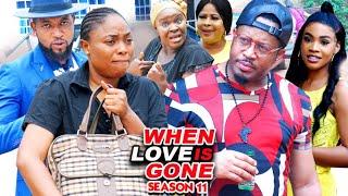 КОГДА ЛЮБОВЬ УХОДИТ СЕЗОН 11- (Новый трендовый фильм) Майк Эзуруонье, последний нигерийский фильм, 2021 г., Full HD