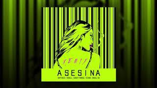 Asesina (Remix)   Brytiago, Daddy Yankee, Ozuna, Darell, Anuel AA