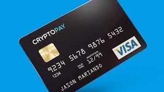 Как и где создать Bitcion кошелек БЕСПЛАТНО? Биткоин кошелек CryptoPay + скидка 25% на карту с оффшорным счетом