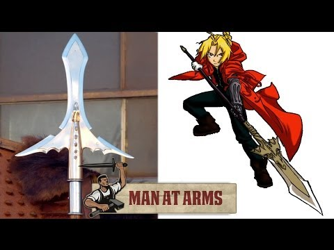 Elric's Spear (Fullmetal Alchemist: Brotherhood 鋼の錬金術師)