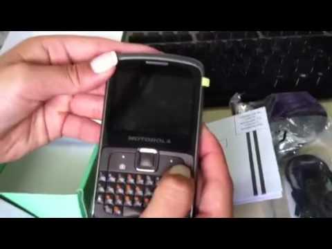 Motorola EX 115 (virtua eletronicos )