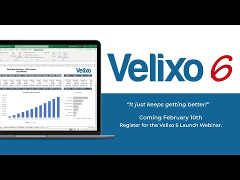 Velixo Reports 6 Top Features and Enhancements