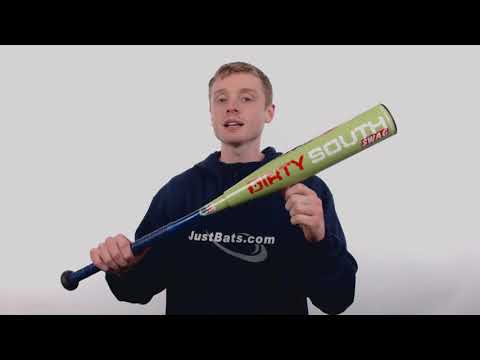 Review: Dirty South Bats Swag 2PC -10 Senior League Baseball Bat