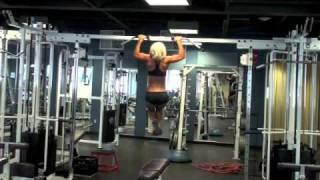 Calgary Fitness Tutorial - Reverse Pullups