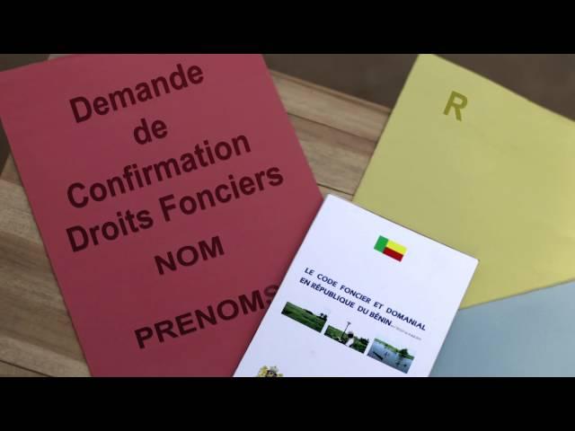 SPOT - Le Foncier au Bénin 3