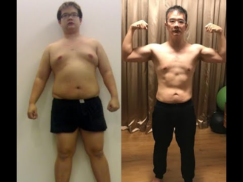Numesti svorio Ganoje