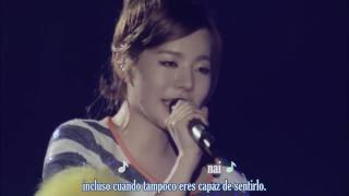 Girls' Generation  Born to be a  lady Live Japan First Tour  Sub Español