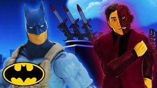 Dock Of Doom | Batman Missions: Stop-Motion Adventures | DC Kids