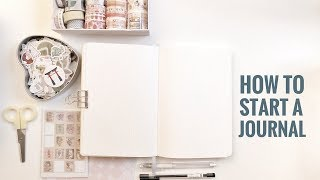 🍋 how to start a (kpop) journal + supplies I use