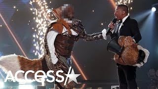 The Fox Wins 'The Masked Singer' & Remaining Celebrities Get Unmasked
