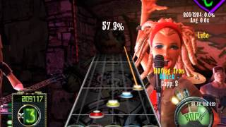 Guitar Hero 3 Custom - Avenged Sevenfold - Betrayed